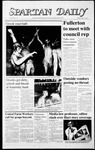 Spartan Daily, May 11, 1987 by San Jose State University, School of Journalism and Mass Communications
