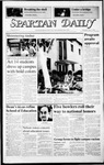 Spartan Daily, May 13, 1987 by San Jose State University, School of Journalism and Mass Communications
