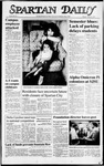 Spartan Daily, August 31, 1987 by San Jose State University, School of Journalism and Mass Communications