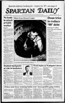 Spartan Daily, September 2, 1987 by San Jose State University, School of Journalism and Mass Communications
