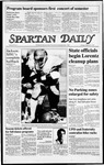 Spartan Daily, September 3, 1987 by San Jose State University, School of Journalism and Mass Communications