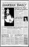 Spartan Daily, September 10, 1987 by San Jose State University, School of Journalism and Mass Communications
