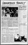 Spartan Daily, September 11, 1987 by San Jose State University, School of Journalism and Mass Communications