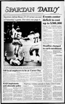 Spartan Daily, September 14, 1987 by San Jose State University, School of Journalism and Mass Communications