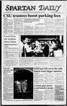Spartan Daily, September 17, 1987 by San Jose State University, School of Journalism and Mass Communications