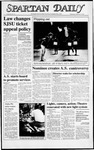 Spartan Daily, September 23, 1987 by San Jose State University, School of Journalism and Mass Communications