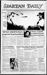 Spartan Daily, September 24, 1987 by San Jose State University, School of Journalism and Mass Communications