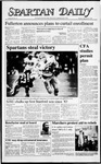 Spartan Daily, September 28, 1987 by San Jose State University, School of Journalism and Mass Communications