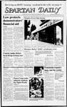 Spartan Daily, September 30, 1987 by San Jose State University, School of Journalism and Mass Communications