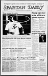 Spartan Daily, October 1, 1987 by San Jose State University, School of Journalism and Mass Communications