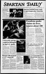 Spartan Daily, October 2, 1987 by San Jose State University, School of Journalism and Mass Communications