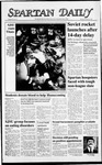 Spartan Daily, October 5, 1987 by San Jose State University, School of Journalism and Mass Communications
