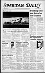 Spartan Daily, October 6, 1987 by San Jose State University, School of Journalism and Mass Communications
