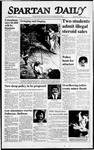 Spartan Daily, October 7, 1987 by San Jose State University, School of Journalism and Mass Communications