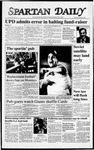 Spartan Daily, October 8, 1987 by San Jose State University, School of Journalism and Mass Communications