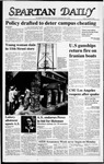 Spartan Daily, October 9, 1987 by San Jose State University, School of Journalism and Mass Communications
