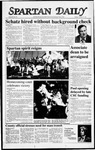 Spartan Daily, October 12, 1987 by San Jose State University, School of Journalism and Mass Communications