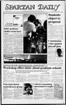 Spartan Daily, October 13, 1987 by San Jose State University, School of Journalism and Mass Communications