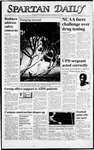 Spartan Daily, October 14, 1987 by San Jose State University, School of Journalism and Mass Communications