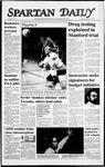 Spartan Daily, October 15, 1987