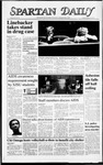 Spartan Daily, October 16, 1987 by San Jose State University, School of Journalism and Mass Communications