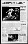 Spartan Daily, October 19, 1987 by San Jose State University, School of Journalism and Mass Communications