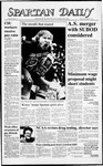 Spartan Daily, October 22, 1987 by San Jose State University, School of Journalism and Mass Communications