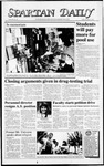 Spartan Daily, October 23, 1987 by San Jose State University, School of Journalism and Mass Communications