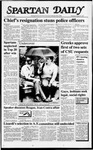 Spartan Daily, October 28, 1987 by San Jose State University, School of Journalism and Mass Communications