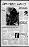 Spartan Daily, October 29, 1987 by San Jose State University, School of Journalism and Mass Communications