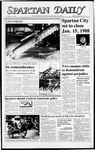 Spartan Daily, November 2, 1987 by San Jose State University, School of Journalism and Mass Communications