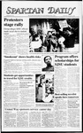 Spartan Daily, November 4, 1987 by San Jose State University, School of Journalism and Mass Communications