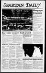 Spartan Daily, November 5, 1987