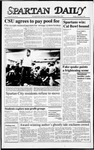 Spartan Daily, November 9, 1987 by San Jose State University, School of Journalism and Mass Communications