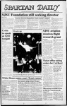 Spartan Daily, November 10, 1987 by San Jose State University, School of Journalism and Mass Communications