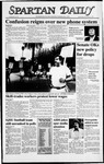 Spartan Daily, November 11, 1987 by San Jose State University, School of Journalism and Mass Communications