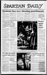 Spartan Daily, November 12, 1987 by San Jose State University, School of Journalism and Mass Communications