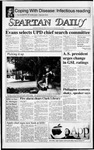 Spartan Daily, November 17, 1987 by San Jose State University, School of Journalism and Mass Communications