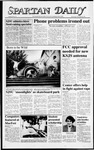 Spartan Daily, November 18, 1987 by San Jose State University, School of Journalism and Mass Communications