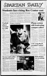 Spartan Daily, November 19, 1987 by San Jose State University, School of Journalism and Mass Communications
