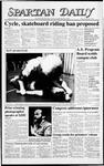 Spartan Daily, November 20, 1987