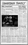 Spartan Daily, November 23, 1987 by San Jose State University, School of Journalism and Mass Communications