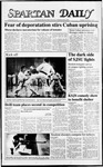 Spartan Daily, November 24, 1987 by San Jose State University, School of Journalism and Mass Communications