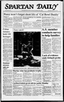 Spartan Daily, November 25, 1987 by San Jose State University, School of Journalism and Mass Communications