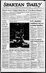 Spartan Daily, November 25, 1987