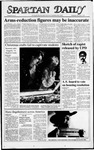 Spartan Daily, December 2, 1987 by San Jose State University, School of Journalism and Mass Communications