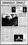 Spartan Daily, December 4, 1987