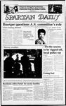 Spartan Daily, December 7, 1987