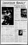 Spartan Daily, December 8, 1987 by San Jose State University, School of Journalism and Mass Communications