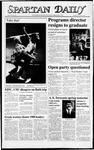 Spartan Daily, December 8, 1987